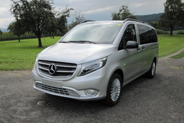 Mercedes Benz Vito 116 CDI L Tourer Select 4×4 – LU 240235